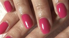 How To Do A Salon Perfect Manicure At Home (Manicures)
