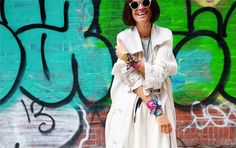 How to wear scarves during the summer  manrepeller-scarf-feet