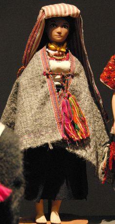 Doll Zinacantan Chiapas Mexico   Flickr - Photo Sharing!