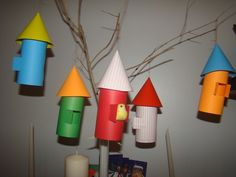 Mini kuş ev