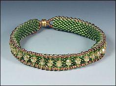 peyote stitch bracelet tutorial