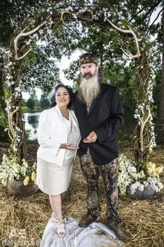 Robertsons from Duck Dynasty