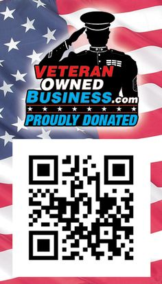 Veteran Owned Business Donation Stickers (for use in various items we donate to veterans, active duty military and their respective families). Example: Veteran Owned Business donates PTSD (Post Traumatic Stress Disorder) books to veterans organizations as well as various libraries around the United States.