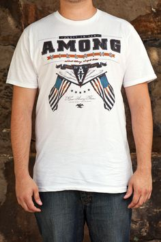 Done for my clothing line, Among Villains.     www.amongvillains.com