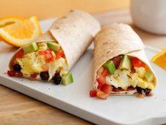 Ellie Krieger's Breakfast Burrito