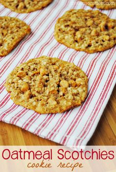 Oatmeal Scotchies Co