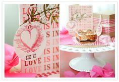 DIY valentines treat