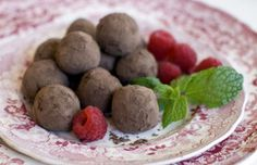 The Healthy Plate: Recipe for spiked mocha chestnut truffles | canada.com