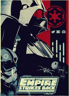 Cool Fan-Made Poster Art for THE EMPIRE STRIKES BACK