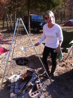 Camping breakfast!!