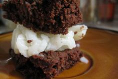 Super Easy Ice Cream Brownie––you had us at ice cream brownie.