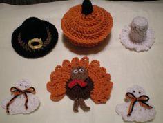 Crochet halloween patterns