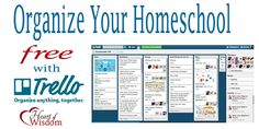 Review: Organize Your Homeschool with Trello Lists   Homeschool Blog