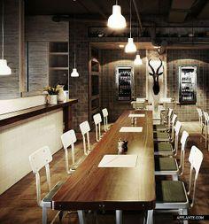 Mopho Noodle Bar // Hassel Studio   Afflante.com