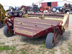 New Holland 469 hay equipment salvaged for used parts. Call 877-530-4430. We buy salvage farm equipment. 7 salvage yards in the Midwest. http://www.TractorPartsASAP.com