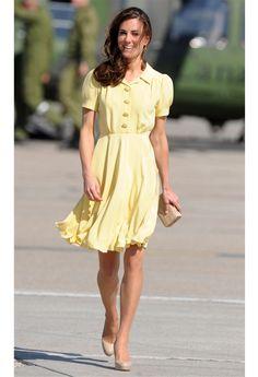 Kate Middleton's greatest fashion moments