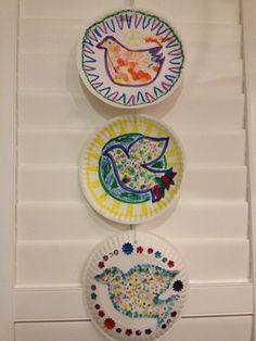 peace dove craft