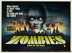 Dawn of the Dead (aka Zombi, aka Zombie: Dawn of the Dead) George A. Romero (1978, USA / Italy)