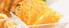 Easy Parmesan Crisps