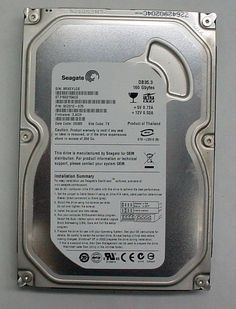 "(Lot of 10) Seagate 160 GB IDE Hard Drives ST3160215ACE 7200 RPM 3.5"" Internal 102646008461 