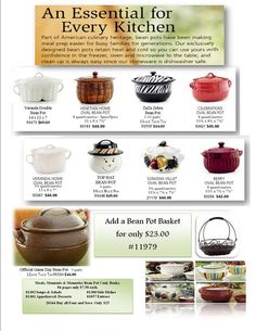Celebrating Home Stoneware On Pinterest Bean Pot Facebook And Shops