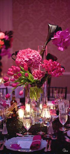 Wedding ● Tablescape ● Centerpiece