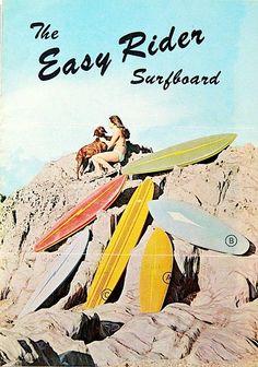Easy Rider surfboards
