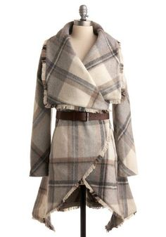 The New Fall Coat: blanket coats