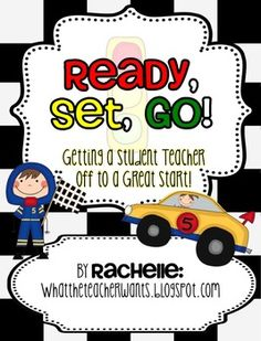 Ready, Set, Go! Getting Your Student Teacher Off to a Great Start