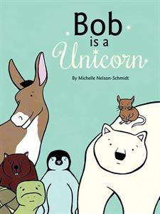 Usborne Books & More. Bob is a Unicorn