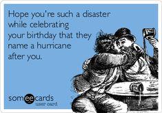birthday humor, birthday celebr