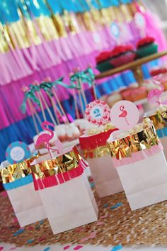 flamingo party oh goodie designs