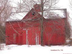 old barn~