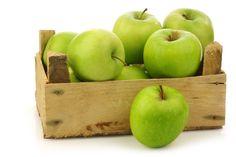 Manzana verde, propiedades y beneficios