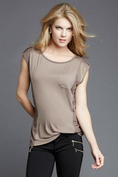 Beverly Top by Tart Collections - Re-pin this to join our Winter Wishlist Contest! Details here: http://tart.ws/winter-wishlist-contest #TartWinterWishlist