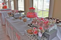 girl parties, girl jungle party, safari parti, baby showers