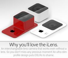 iLens for Apple | OmoshiroiTV