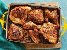 Baked Lemon Chicken Recipe : Food Network Kitchen : Food Network - FoodNetwork.com