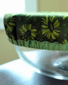 Dish Covers for Potlucks!