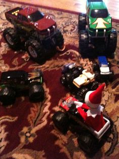 Toys are still fun to play with, even adults still loves to play with them when it comes to Monster Jam toys. ;)