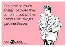 and their nannies....