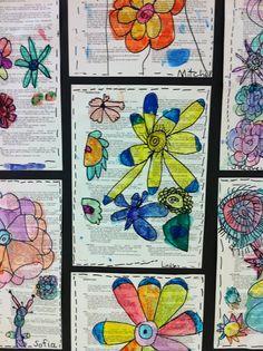 1st Grade flowers