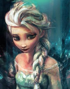 #frozen #disney #elsa