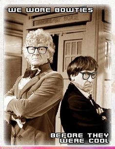 Hipster Time Lords. ^.^