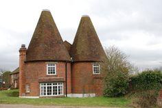 Oast House, Cobham, Kent, England