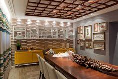 Sala de Almoço Casa de Campo -Syrlene Del Paulicchi