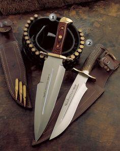 Muela knives