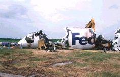 727 FED EX crash!