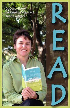 READ Poster, Professor Diana Glawe, Engineering