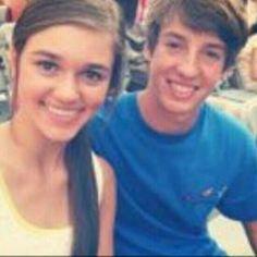 Sadie & her boyfriend Beau